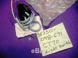 Nos Oem Honda Ct70 Ct70k Variateur D'éclairage 35250-098-671