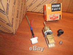 Nos Oem Toyota Landcruiser Phare Lampe Interrupteur Gradateur Kit Fj40 Harnais