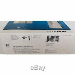 P-pkg1p-wh-r Kit De Télécommande Pour Gradateur De Lampe À Éclairage Intelligent 120v Blanc