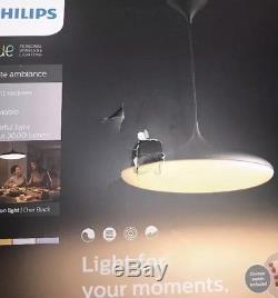 Philips 4076130p7 Hue Led Suspension Avec Interrupteur Variateur, Tous Les Stores Blancs