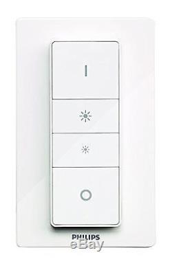 Philips 8718696506943 Hue Éclairage Personnel Sans Fil Gradateur Blanc