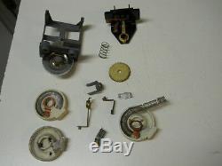 Reconstruction 68 69 70 Plymouth Roadrunner Gtx Satellite Dash Lumière Gradateur