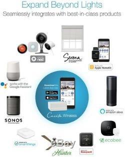 Smart Home Automation Lumineux Interrupteur Kit De Démarrage À Distance Socle Pico