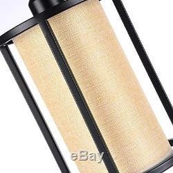 Swag Lights Avec Cordon Enfichable Et Interrupteur Variateur De Tension, Nouvelle Suspension Transitoire