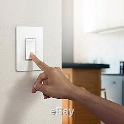 Tp-link Hs220p3 Commutateur D'éclairage Kasa Smart Wifi (paquet De 3), Gradateur Par Tp-link DIM