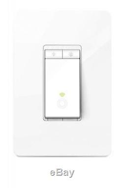 Tp-link Hs220p3 Commutateur D'éclairage Kasa Smart Wifi (paquet De 3), Variateur Par Tp-link