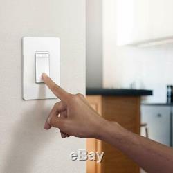 Tp-link Hs220p3 Variateur De Lumière Kasa Switch Wifi Intelligent Par Tp-link DIM L