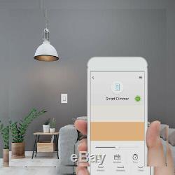Tp-link Hs220p3 Wifi Intelligent Kasa Light Switch (3-pack), Dimmer Par Tp-link
