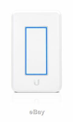 Udim-at-5 Unifi Interrupteur Variateur 5-pack, Led Light Control Poe Unifi Éclairage Syste