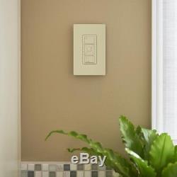 Variateur D'éclairage Intérieur Lutron, 3,3 A Sans Fil, Programmable 500 Watts