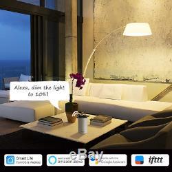 Variateur Intelligent, Variateur De Lumière Acenx Wifi Compatible Avec Alexa Et