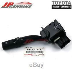 Véritable Toyota 4runner Supra Oem Fog Signal Head Light Interrupteur Variateur 84140-14120