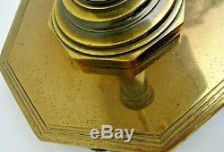Vintage Westwood Candlestick Lampadaire Avec 3-way Light & Gradateur